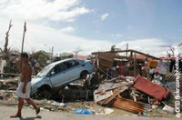 PHP_typhoon_demaged_house