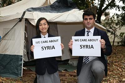 Syria_Harrow_Students