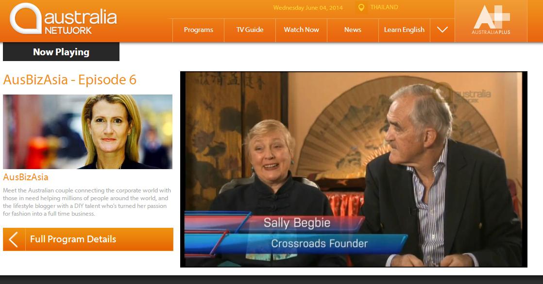 Australia Network, June 2014