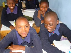Helping children stay in school can be key in lifting families out of poverty.