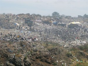 Dumpsite, near Korogocho slum