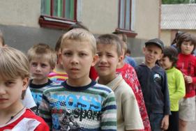Moldovan Children