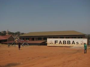 FABBAs container provides valuable storage space at Ugandan slum school ...