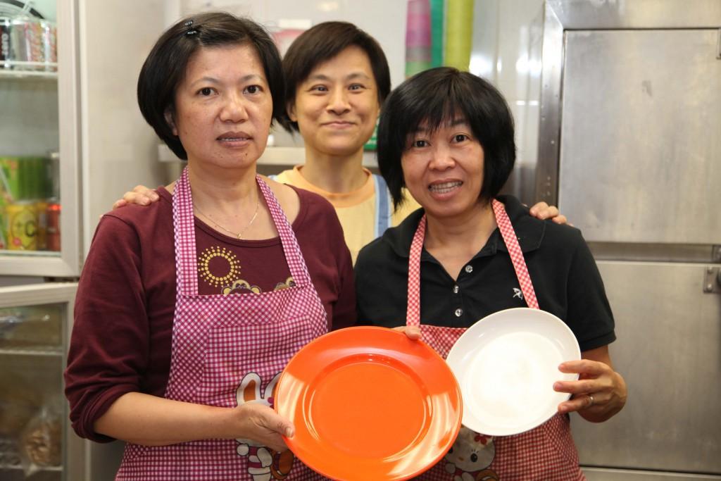 香港的故事:為年長婦女創造就業機會