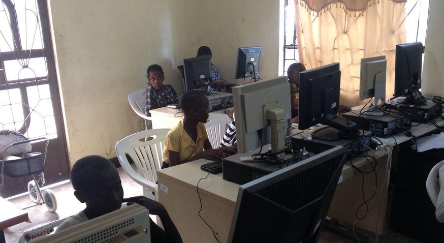 Tanzania computers