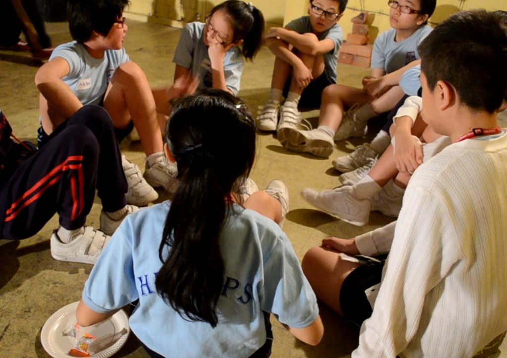 Crossroads Foundation Hong Kong