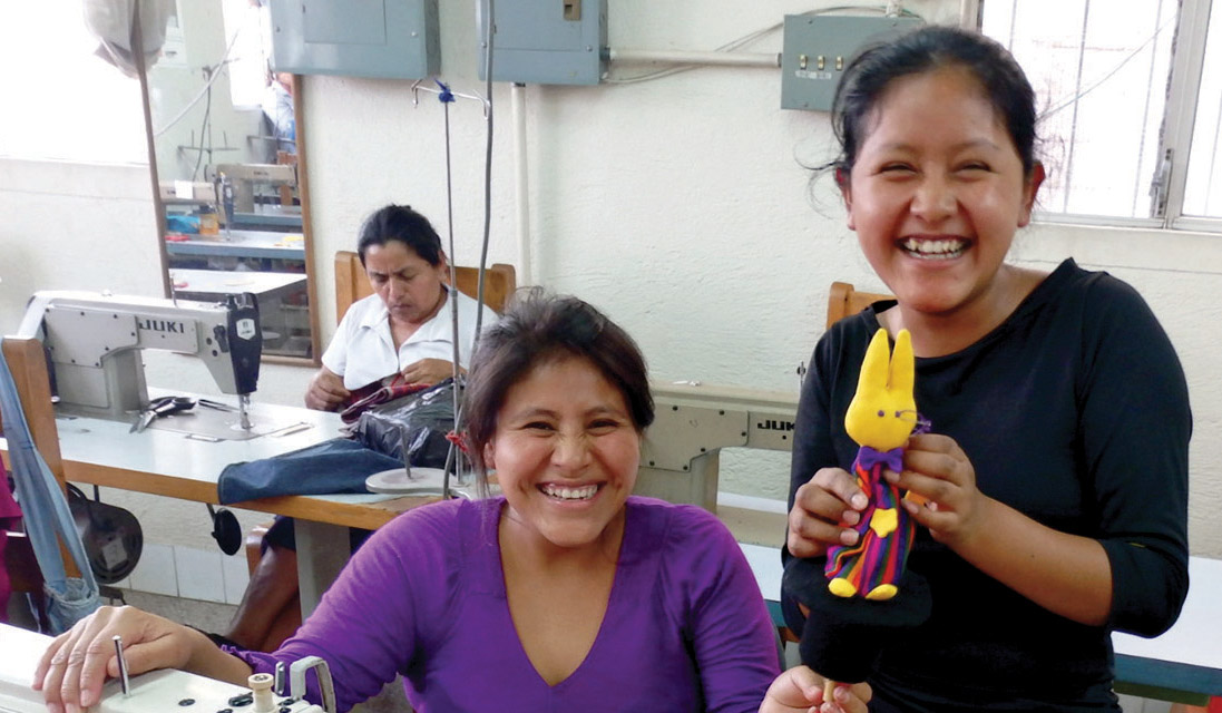 Crossroads Foundation Hong Kong | Guatemala: Joy in the trenches