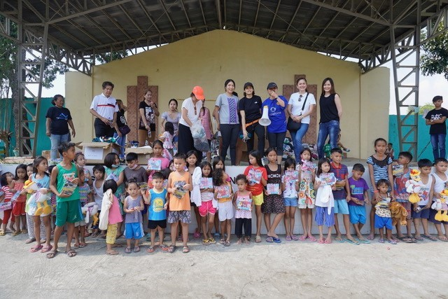 Philippines: Schooling for urban poor & disaster relief after Taal volcano