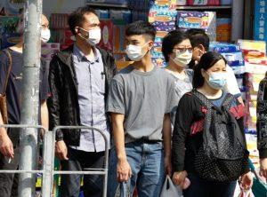 Winter packs for Hong Kong elderly