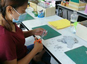 Job creation in desperate times / https://www.crossroads.org.hk/wp-content/uploads/2020/09/Tamar-card-making.jpg